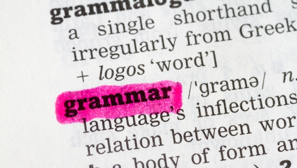 Learn Grammar with WordDive