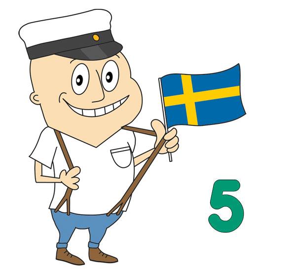Tämä Ruotsiksi