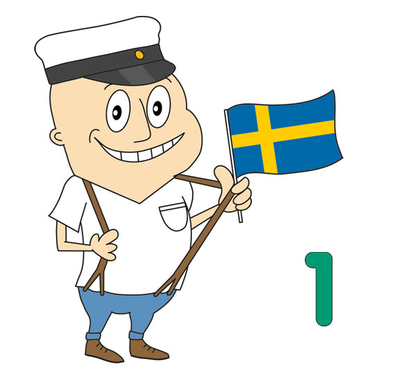 Tervetuloa ruotsin abikurssille!