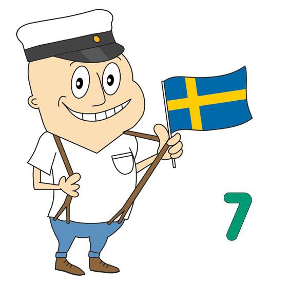 Ruotsin abikurssin myynti päättyy pian!