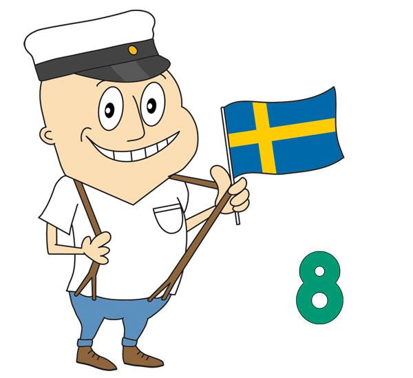 Valmistaudu ruotsin kirjoituksiin kertaamalla