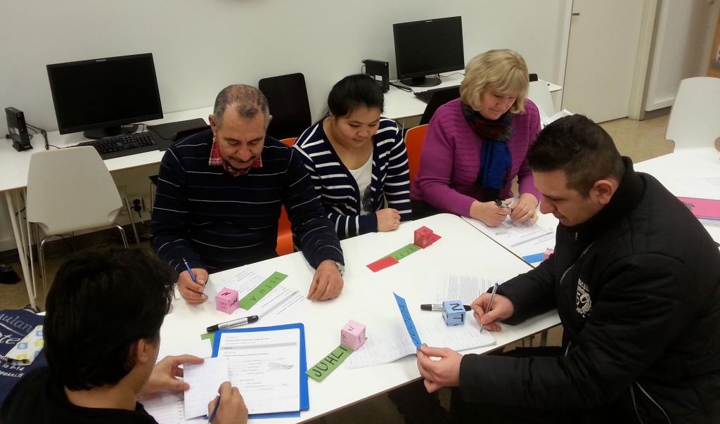 Immigrants studying in Hämeenlinna