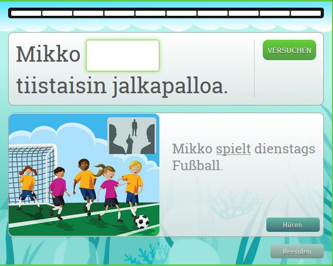 Finnisch lernen