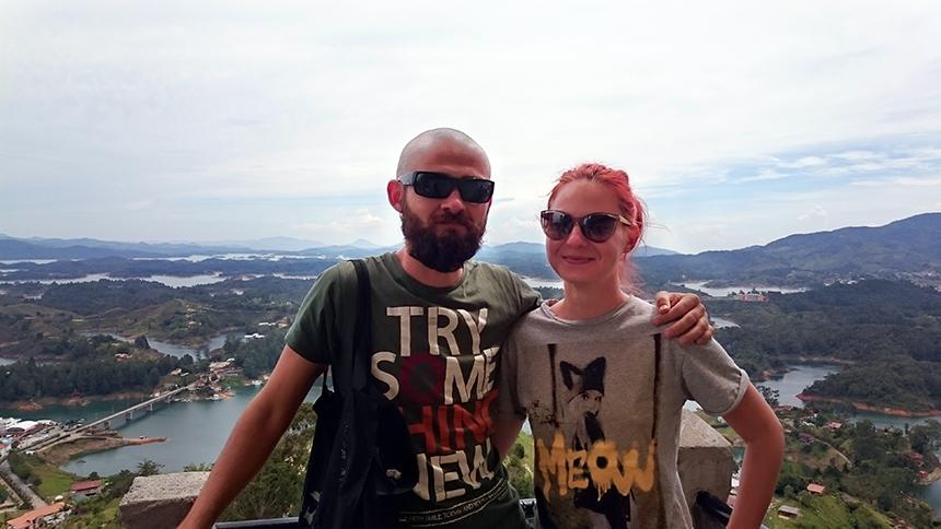 Никита и Лена - путешествуют самостоятельно и ведут чудесный блог