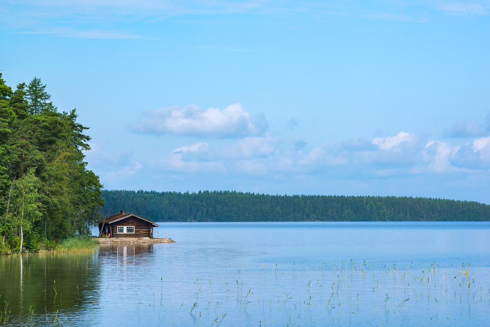 Summer cabin Finland