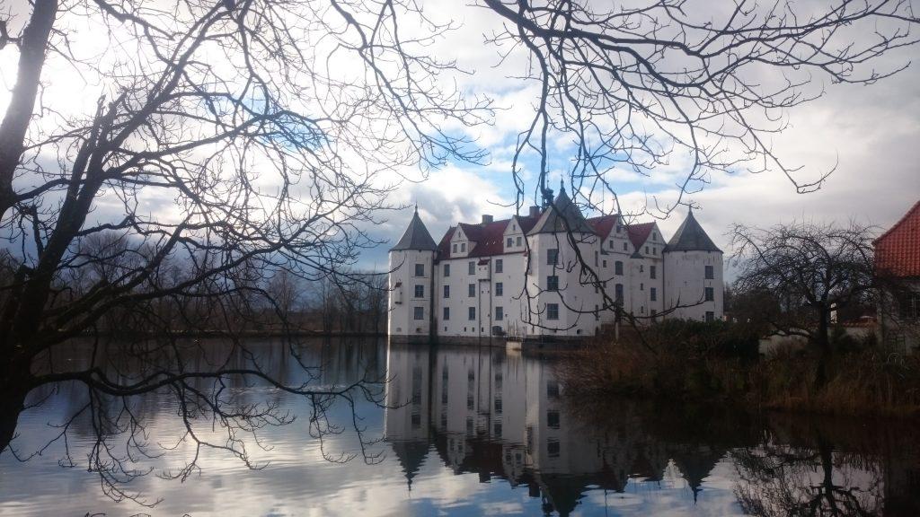 Glücksburg castle