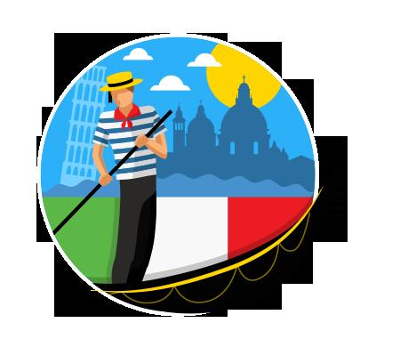 Итальянский язык онлайн бесплатно с